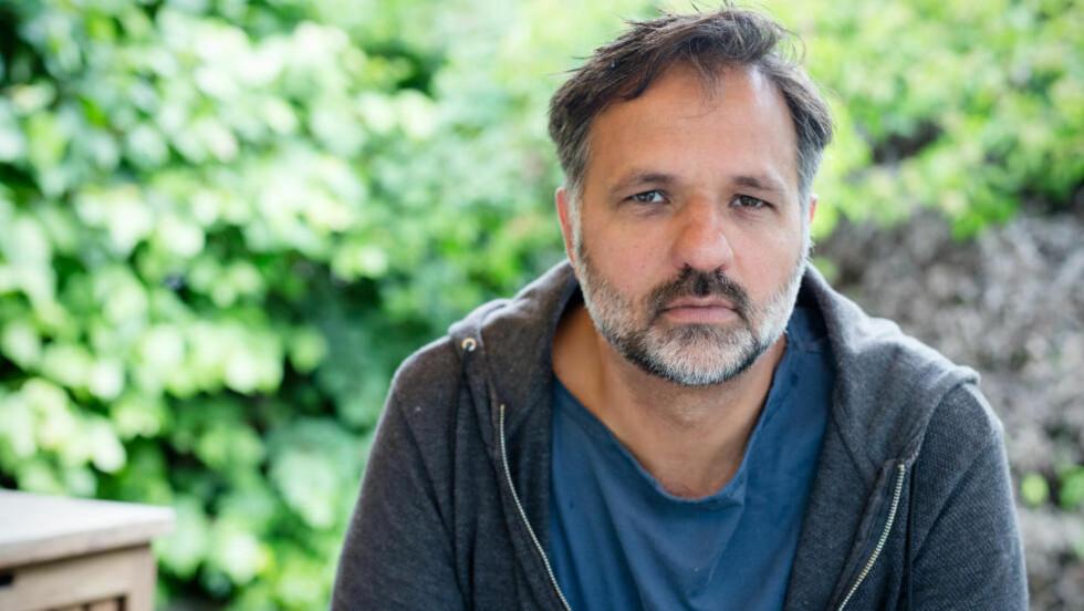 FÅR HJELP: REdaktørforeningen vil gå inn som partshjelper for filmregissør Ulrik Imtiaz Rolfsen i saken mot PST. Foto: Audun Braastad / NTB scanpix