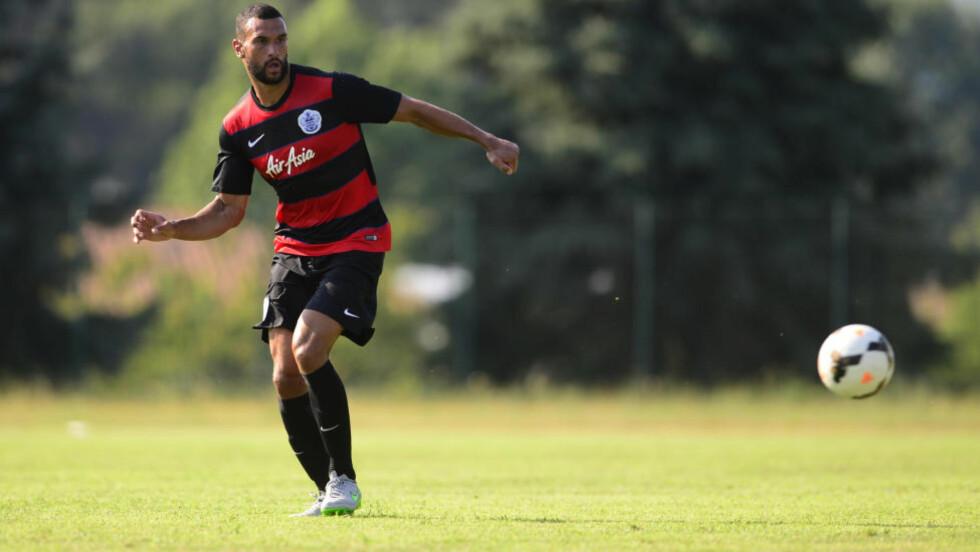 TIL SOUTHAMPTON: QPRs Steven Caulker (23) har signert en ettårig låneavtale med Southampton. Det melder klubben onsdag. Foto: BPI/REX Shutterstock