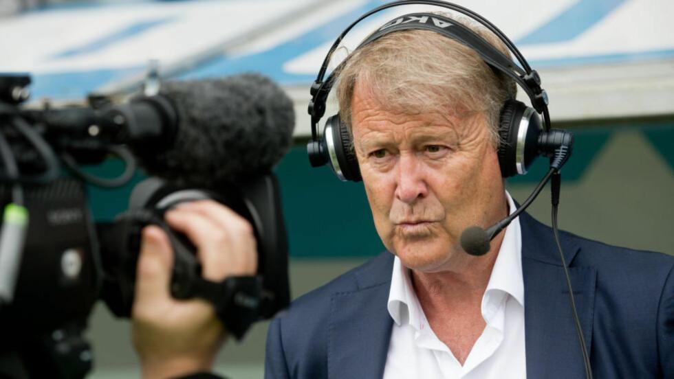 TAPTE: Et mål tidlig i annen omgang og et straffespark sørget for at Åge Hareides Malmö tapte 0-2 borte for Salzburg i mesterligakvalifiseringen onsdag. Foto: Andreas Hillergren / TT