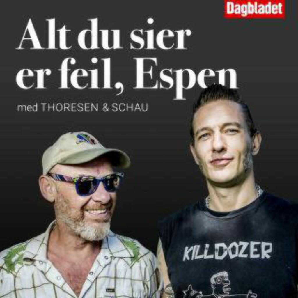 Egil Hegerberg med ordre til Kristopher Schau: - Stikk den inn i rumpa mi, din jævla feiging
