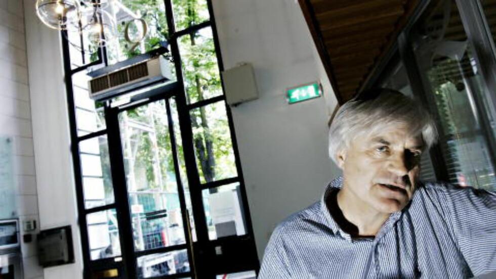 - UAKSEPTABELT: Gunnar Bodahl-Johansen gir TV 2s journalistikk totalslakt.  Foto: Frank Karlsen / Dagbladet
