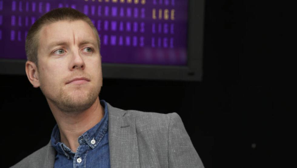 INNRØMMER JUKS: Håvard Nyhus beklager at han kopierte en artikkel i Dagbladet i 2009. - Heldigvis finnes det nye sjanser, sier han. Foto: Berit Roald / NTB scanpix