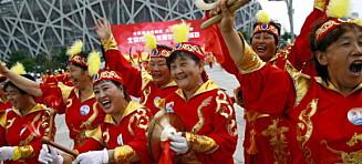 Beijing får vinter-OL i 2022