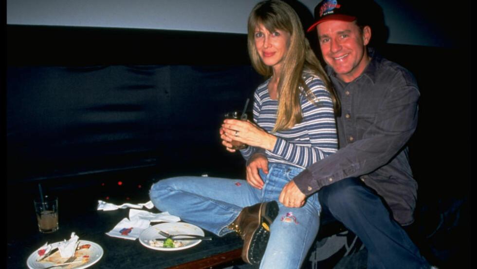 STORMFULLT EKTESKAP:  Phil og Brynn Hartman slet i ekteskapet, men ingen ville ha trodd at det skulle ende i drap og selvmord. Foto: David McGough, The LIFE Picture Collection, Getty Images