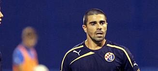 Dinamo Zagreb bøtelegger spiller etter å ha vist fingeren til publikum