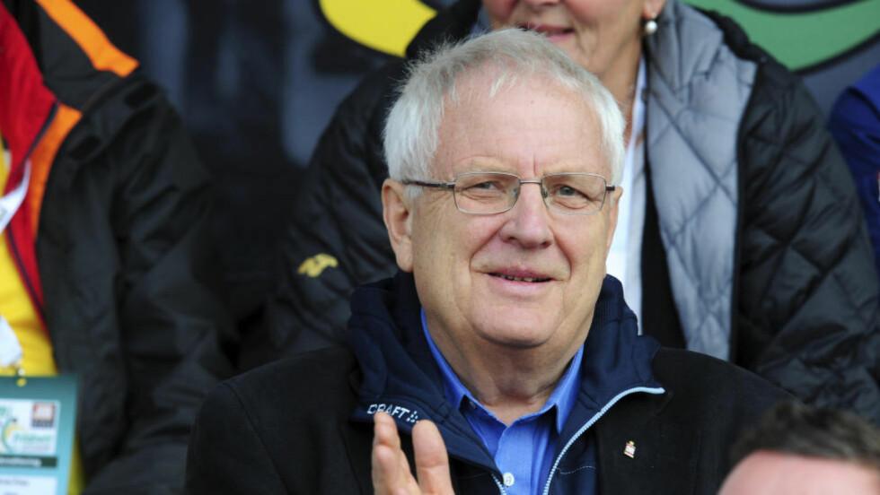 SJOKKERT:  Friidrettspresident Svein Arne Hansen er sjokkert over de nedslående funnene i dopingprøvene som er lekket til pressen.Foto: Vidar Ruud / NTB scanpix