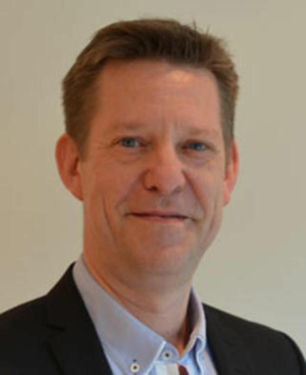 - IKKE ØKT MARGIN: Virke KBS-direktør Torstein Schroeder mener prisnivået er nødvendig for at kjedene skal tjene penger. Foto: Virke