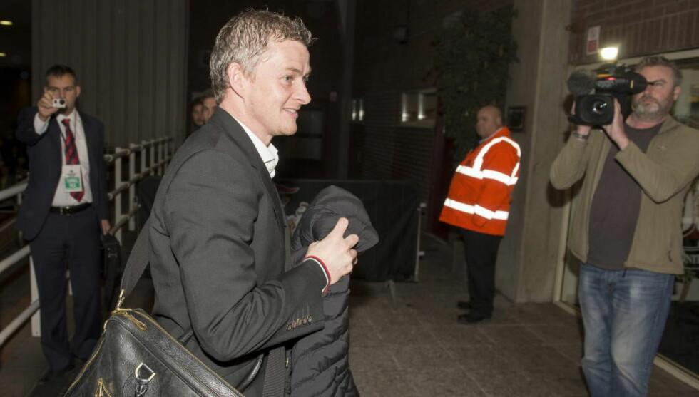 KAN HAVNE I CANADA: Ole Gunnar Solskjær kan snart være tilbake som manager.  Foto: Øistein Norum Monsen / DAGBLADET