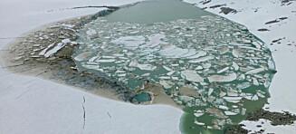 Frykter flom i løpet av kort tid på grunn av snøsmelting i Sogn og Fjordane: - Det kan bli stort
