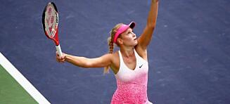 Ble offer i tennisdrama: «Sex-appell er mer verdt enn en god serv»