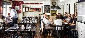 Robinson og Fredag: Chez Colin er en moderne klassiker