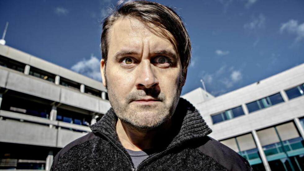 HOLDER KOKEN: Thomas Seltzer er klar med det nye programmet «Natta Norge» til høsten.  Foto: Lars Eivind Bones / Dagbladet
