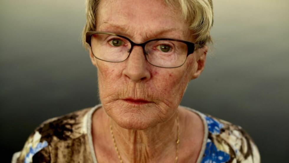 TAPER 55 000 I ÅRET: Karin Synnøve Dybwad sitter igjen med lommerusk etter at de nye uførereglene trådte i kraft fra nyttår. Foto: Eivind H. Natvig