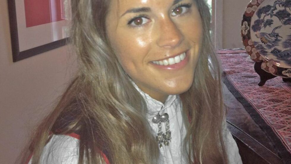 STRØK:  Charlotte Lindseth klagde på sin eksamenskarakter. Foto: PRIVAT