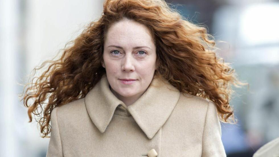 RETURNERER: Rebekah Brooks skal gjenoppta sin gamle jobb som sjef for Rupert Murdochs britiske avisavdeling, ett år etter at hun ble frikjent for telefonavlytting, melder Financial Times. Foto: REUTERS/Neil Hall/Files/NTB Scanpix