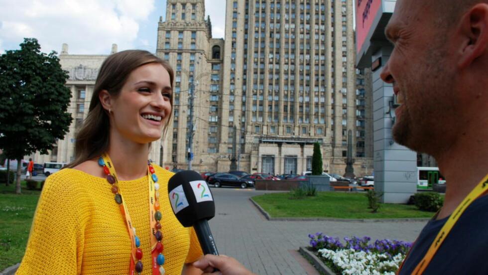 GJØR COMEBACK: Etter å ha tatt en pause fra friidretten i tre år, gjør Christina Vukicevic comeback. I mellomtiden har hun blant annet figurert som ekspertkommentator for TV 2. Foto: Jon Wiik / NTB scanpix