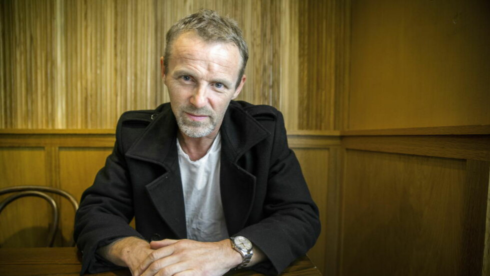 SUPERSUKSESS: Jo Nesbøs «Snømannen» kan bli spilt inn i Sverige om ikke politikerne i Oslo tar affære. Foto: Bjørn Langsem / DAGBLADET