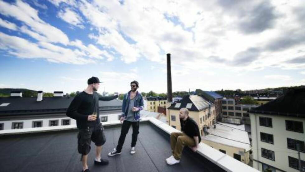 SØKER SEG TIL NORGE:  Ungdomsarbeidsløsheten i Sverige ligger på over 22 prosent, mens den i Norge i januar lå på 8,5 prosent. Foto: Anna-Karin Nilsson