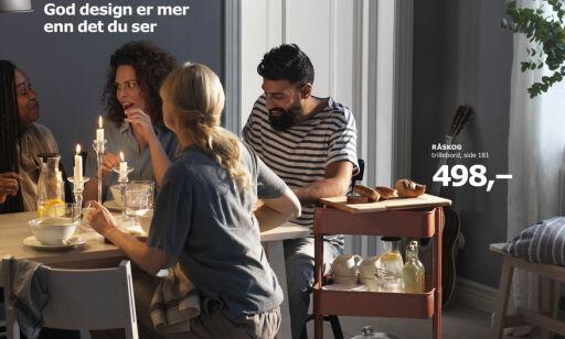 Ny Ikea-katalog slaktes