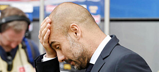Bråk på Bayern-trening. To spillere sendt i garderoben av Guardiola