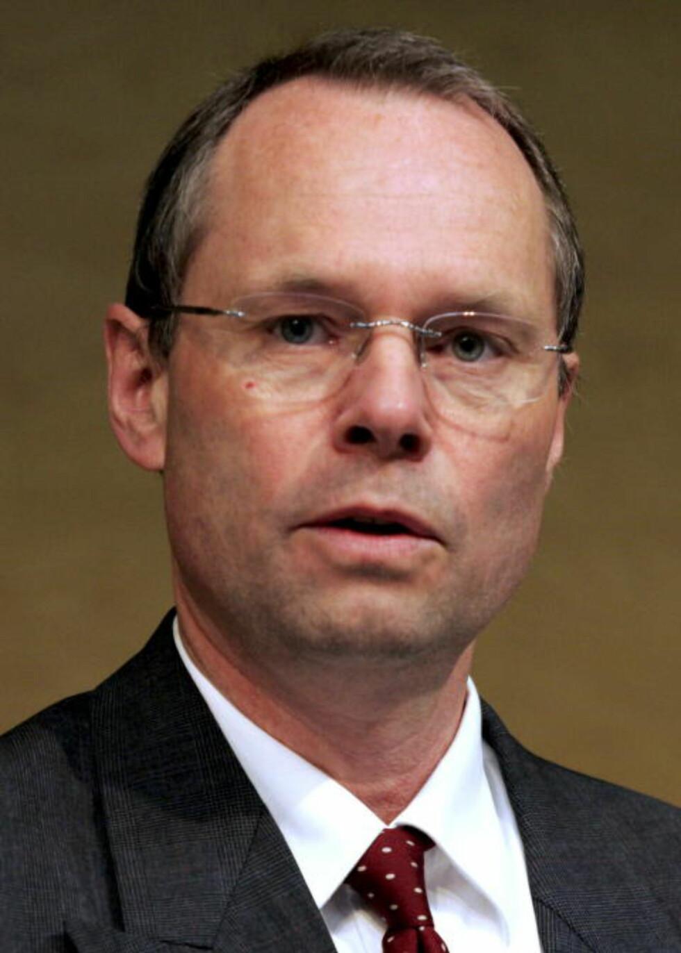 <strong>PROFESSOR:</strong> Jussprofessor Hans Petter Graver, er dekan ved juridisk fakultet ved Universitetet i Oslo. Foto: Cornelius Poppe / SCANPIX
