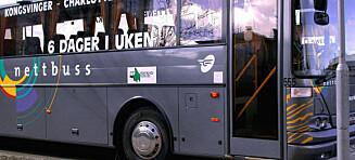 Nettbuss har mottatt ulovlig statsstøtte i en årrekke. Må betale tilbake over 80 mill.