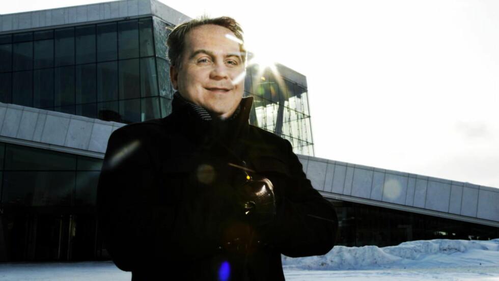 <strong>GIKK I PROTEST:</strong> Paul Curran valgte å gå fra sin stilling som operasjef i Oslo i 2011 - to år før åremålet utløp. Foto: Steinar Buholm / Dagbladet.