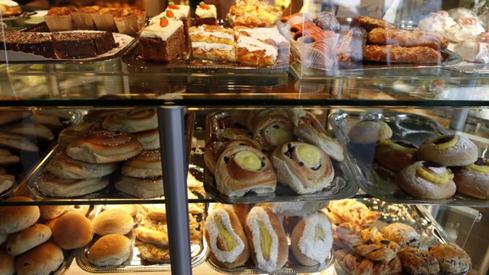 JOBBER MED SAKEN: Matvarebransjen i Norge jobber med å få ned sukkerforbruket. Foto: NTB / Scanpix