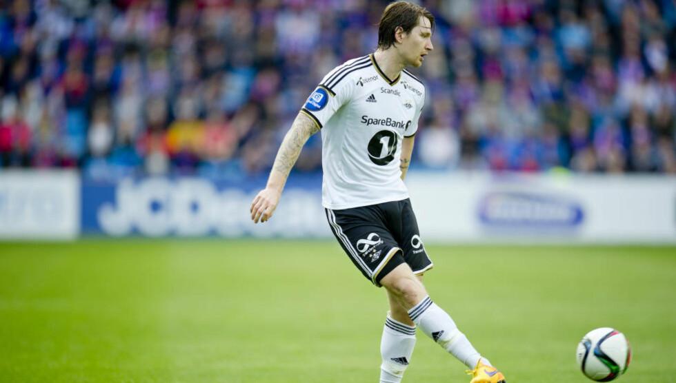 FORFALL:  Stefan Strandberg har meldt forfall til de kommende landskampene. Foto: Jon Olav Nesvold / NTB scanpix