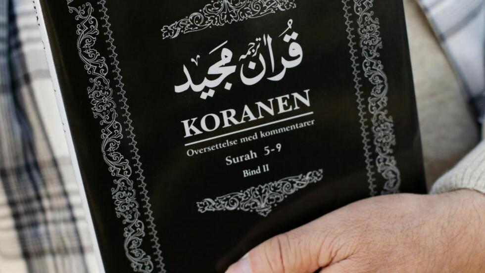 KONVERTERER: De siste 15-20 årene har om lag 2.500 personer konvertert til islam i Norge, anslår forskere. Foto: Håkon Mosvold Larsen / NTB scanpix