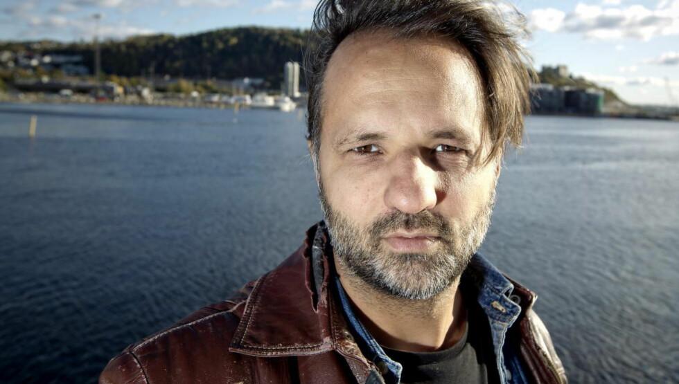 MÅTTE GI FRA SEG MATERIALE: Filmskaper Ulrik Imtiaz Rolfsen (43) måtte gi fra seg materiale fra dokumentaren han lager om Ubaydullah Hussain og islamistmiljøet i Norge. Foto: Bjørn Langsem / Dagbladet