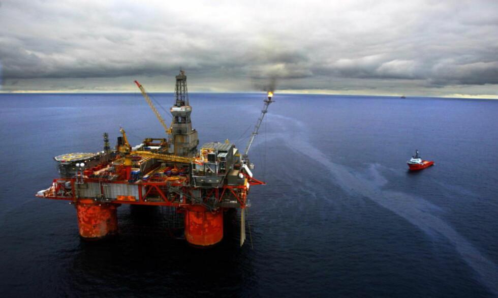<strong>UT MOT OLJE-NORGE:</strong> New York Times mener Norge opptrer dobbeltmoralsk når vi trekker oljefondet ut av kullinvesteringer, men samtidig fortsetter å utvinne olje og gass. Foto: Eirik Helland Urke / Dagbladet