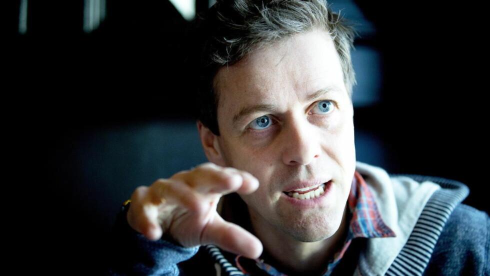 - VET KONSEKVENSENE: KrF-leder Knut Arild Hareide advarer Anders Anundsen mot å ikke følge opp avtalen om Syria-flyktninger. Foto: Bjørn Langsem / Dagbladet