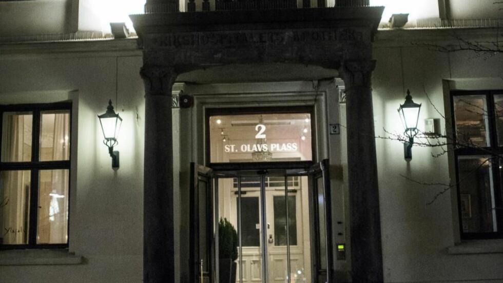 GIR SEG PÅ TOPP: Restaurant Ylajali, elsket av restaurantgjester og Michelin-inspektører. Foto: HÅKON EIKESDAL