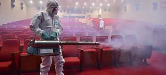 Frykter viruset som ikke kan behandles: - Seoul er blitt en spøkelsesby