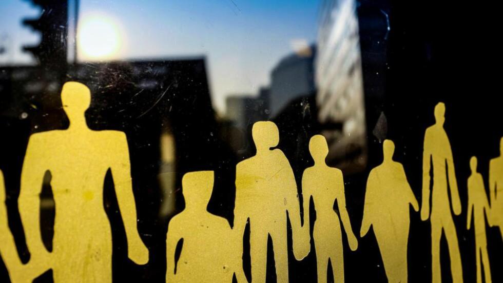 VINNERE OG TAPERE: De nye uførereglene gir klare vinnere og tapere i offentlig og privat sektor. Foto: LARS EIVIND BONES