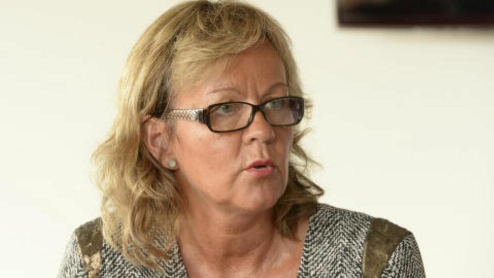 REAGERER: Direktør i Arbeidstilsynet Ingrid Finboe Svendsen.  Foto: Vidar Ruud/NTB Scanpix