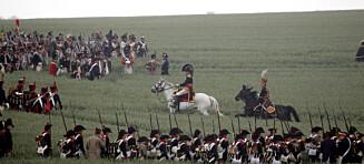 Da kvelden kom lå 50 000 døde soldater igjen på slagmarken