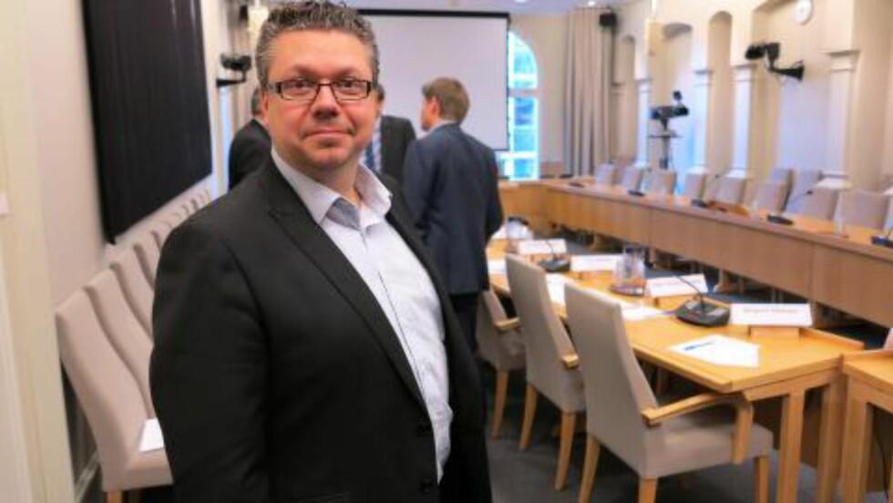 HJELP: Stortingsrepresentant Ulf Leirstein (Frp) vil ta opp saken med justisministeren. Foto: Per Asle Rustad