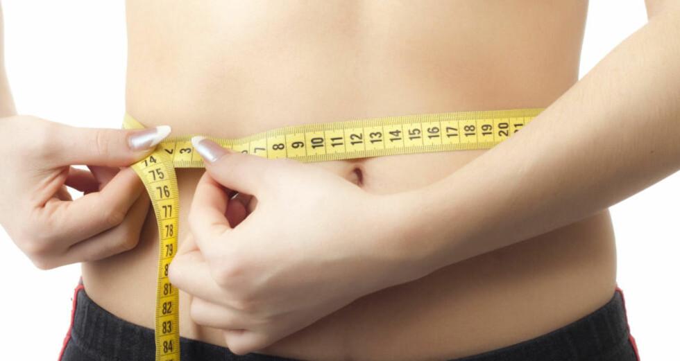 BMI: Det beste målet på overvekt? Eller er midjemåling like bra? Foto: NTB Scanpix
