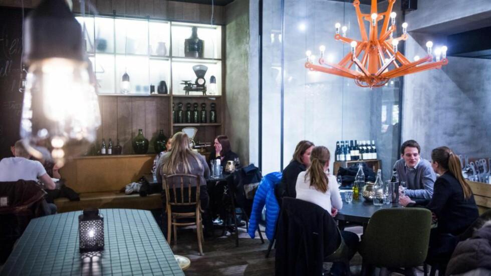 NESTEN FEMMER: Med noen små justeringer ligger Taverna'n på Youngstorget an til en femmer. Foto: THOMAS RASMUS SKAUG