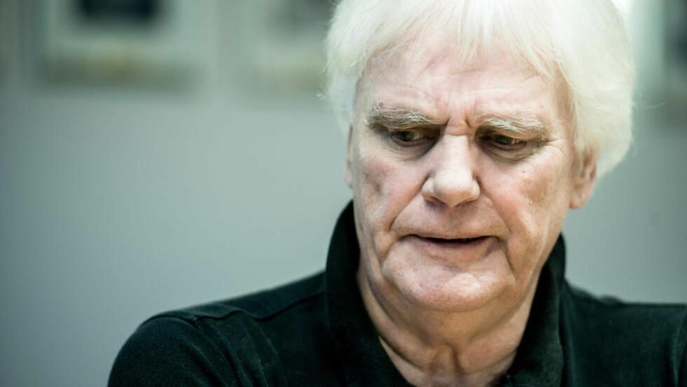 BEKYMRET: Frode Kyvåg er bekymret over utviklingen nettmobbing har hatt. Foto: Thomas Rasmus Skaug / Dagbladet