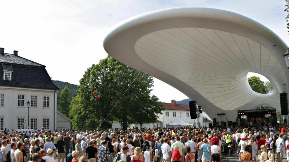 INTERNASJONAL FESTIVAL: - Alle de store har besøkt Kongsberg Jazzfestival, bortsett fra Miles Davis og John Coltraine, sier Pål Nordseth. Foto: Bjørn-Owe Holmberg/Dagbladet
