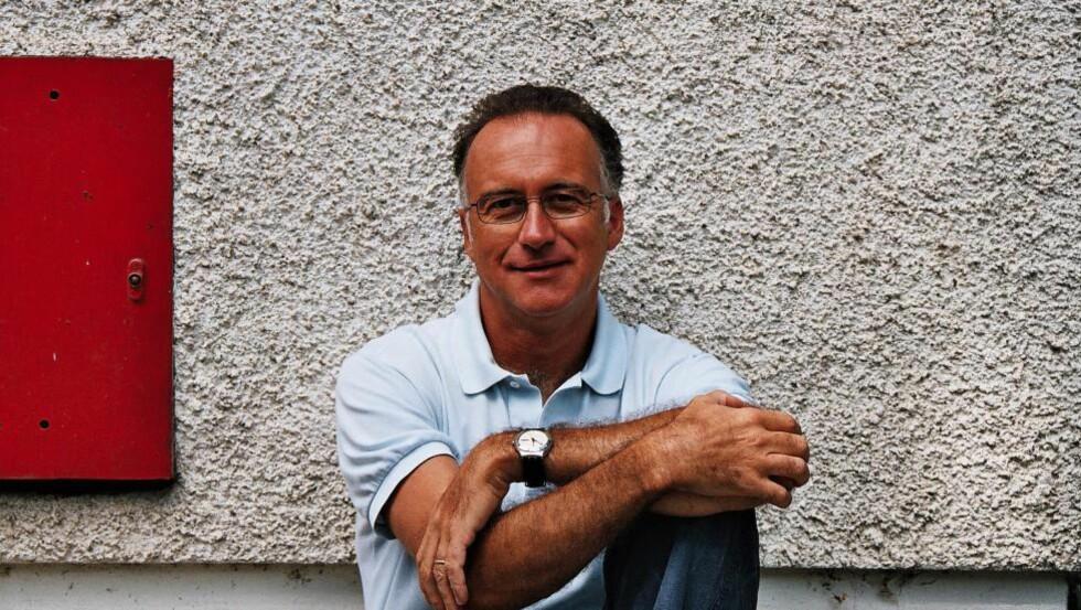 ALLSIDIG: Diego Marani er forfatter og lingvist, og kommer fra Ferrara i Italia. Han er opphavsmannen til det europeiske blandingsspråket europanto.