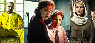 Disse seriene videreførte «X-Files»-arven
