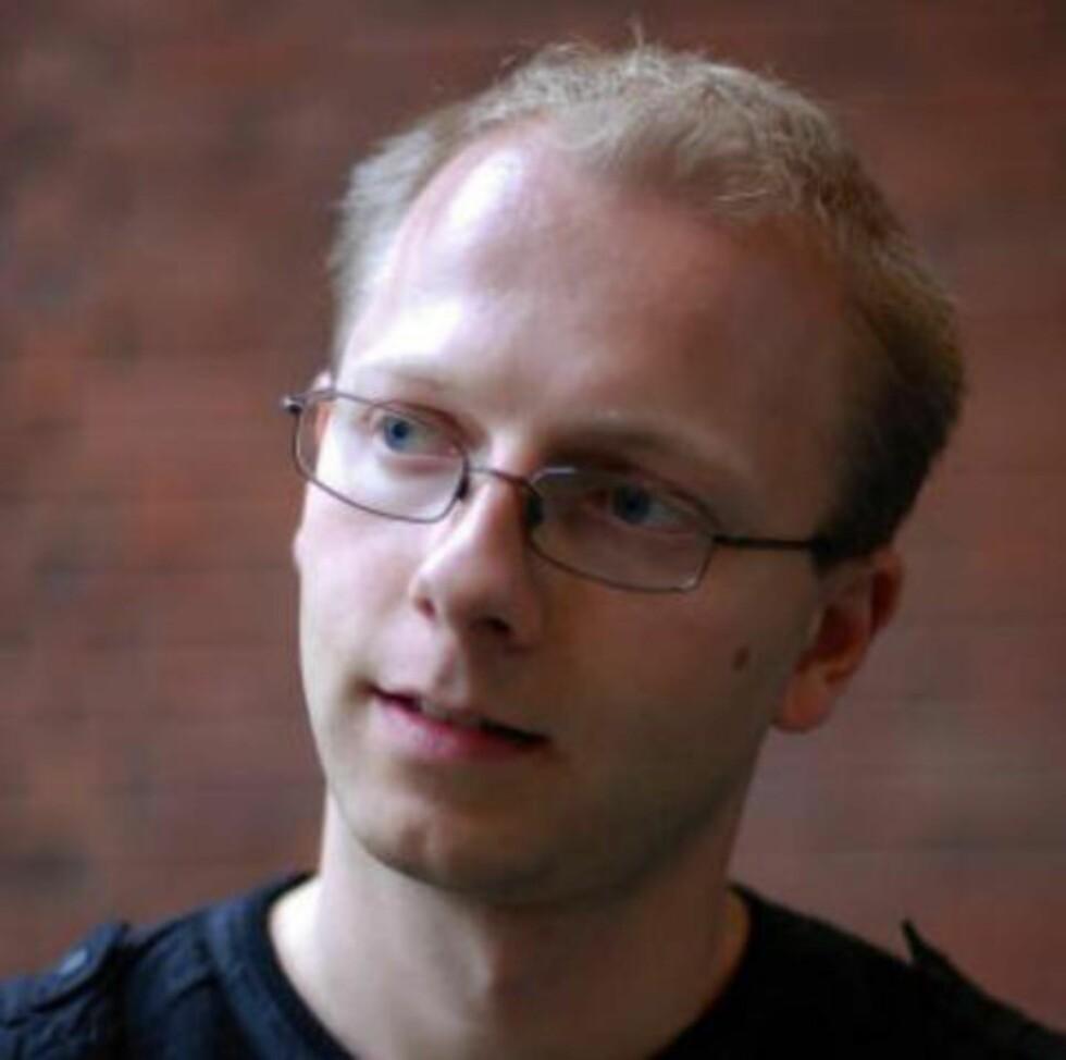 KLIMA-FORSKER: Bjørn Hallvard Samset forsker på klimaendringer ved forskningssenteret Cicero. Foto: Cicero
