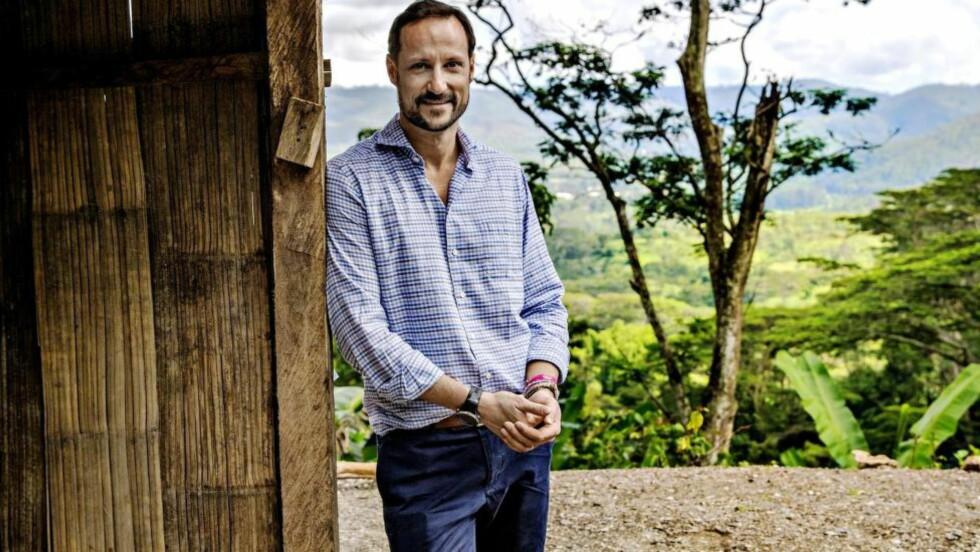 ASIA-BESØK: Kronprins Haakon besøker Øst-Timor som goodwillambassadør for UNDP. Alle foto: Jørn H Moen / Dagbladet