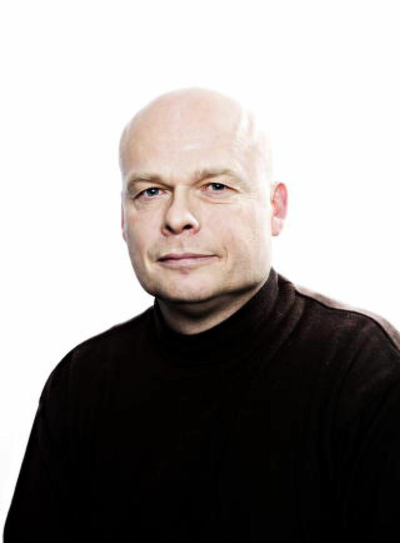 EN HISTORIELEKSE:  Professor i økonomisk historie, Einar Lie, har forklart danskene at ikke alt som glinser i Norge kommer fra oljepenger. FOTO: NINA HANSEN/DAGBLADET.