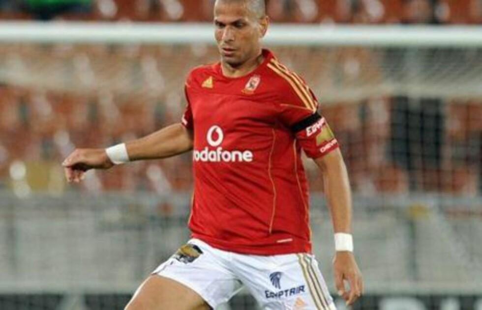 INGEN HIT I EUROPA: Wael Riad fra Egypt.