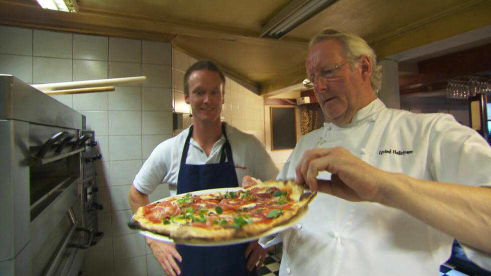 FIKK HJELP: I 2010 søkte pizzakokken Espen Lapin Gundersen tv-hjelp av Eyvind Hellstrøm i «Hellstrøm rydder opp». I dag angrer han på deltakelsen. Foto: TV3